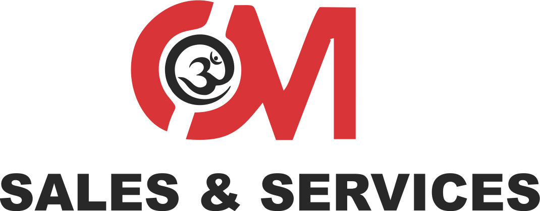 Om Sales & Services Logo
